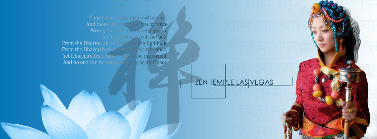 Zen Temple Las Vegas